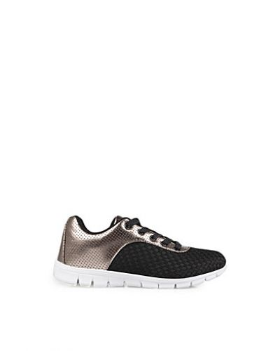 Sneakers Metallic Signature Shoe Girl från Oill