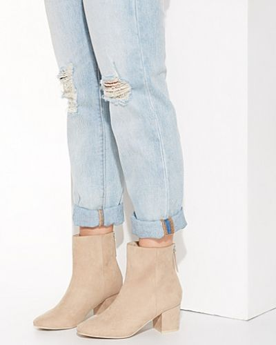 Känga Mid Block Heel Boot från Nly Shoes