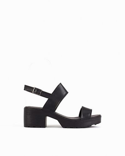Nly Shoes Mid Chunky Sandal