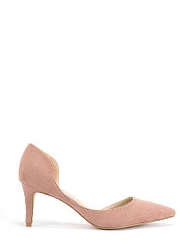 Till dam från Nly Shoes, en rosa mid-klack.