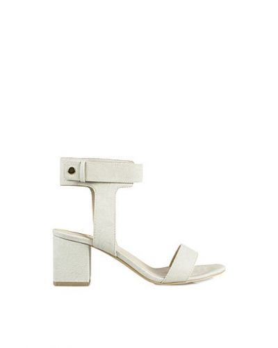 Nly Shoes Mid Heel Sandal