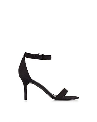 Nly Shoes Mid Heel Stiletto Sandal
