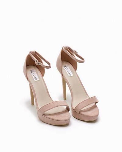 Nly Shoes Mid Platform Sandal