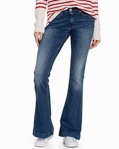 Bootcut jeans Mid Rise Flare Fran SLBST från Hilfiger Denim