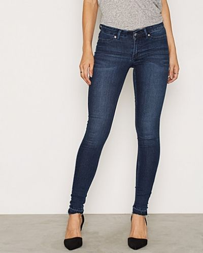 Slim fit jeans Mid Spray från Cheap Monday