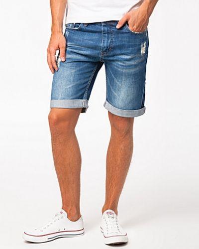 Just Junkies jeansshorts till killar.