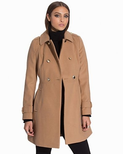 Miss Selfridge Military Pea Coat