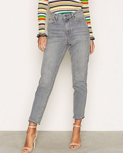 MOM Jeans Topshop straight leg jeans till dam.