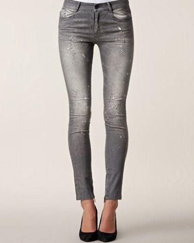 Mona Jeans Dagmar slim fit jeans till dam.