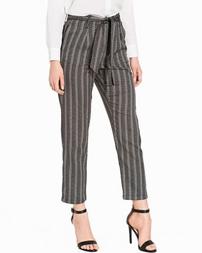 Topshop Monochrome Peg Trousers