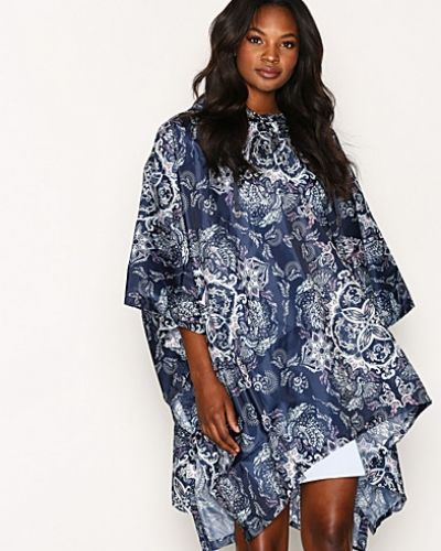 Cape Monsoon Print Rainponcho från Odd Molly