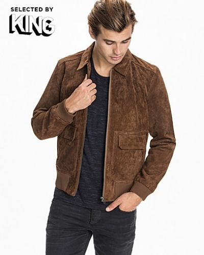Moriarity Suede Jacket