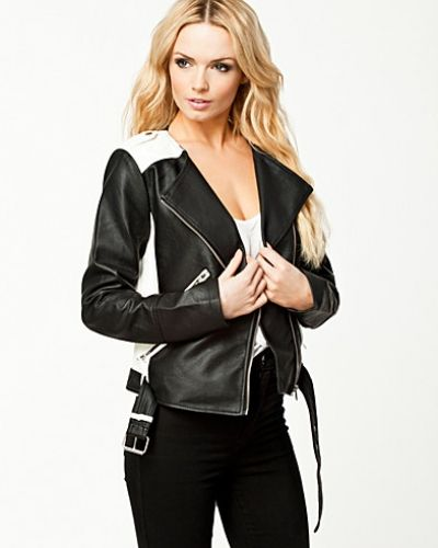 Rut&Circle Must Contrast PU Mc Jacket