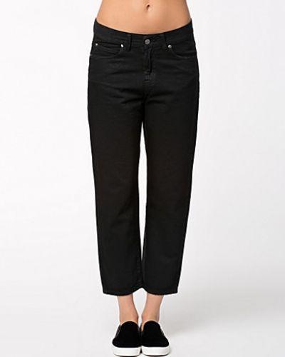 svarta boyfriend jeans