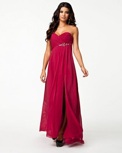 Mya Dress Nly Eve maxiklänning till dam.