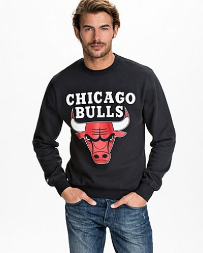 NBA Team Logo Mitchell & Ness sweatshirts till killar.