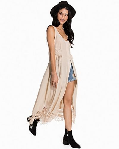 Kiss The Sky Nevermind Maxi Vest