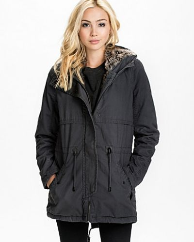 Parkas New Leeds Canvas Parka från ONLY