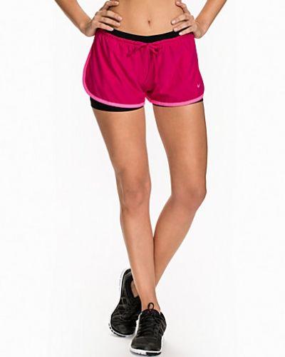Rosa träningsshorts från Nike till dam.