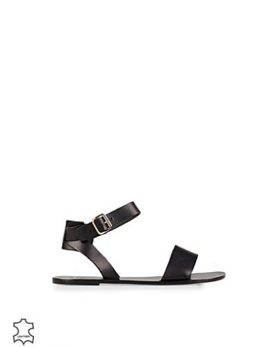 Till dam från ATP ATELIER, en svart sandal.