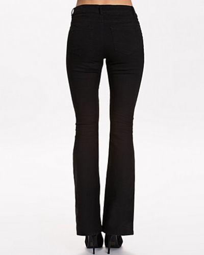 Svart bootcut jeans från Noisy May till tjejer.