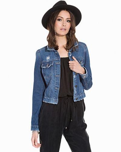 Noisy May jeansjacka till dam.