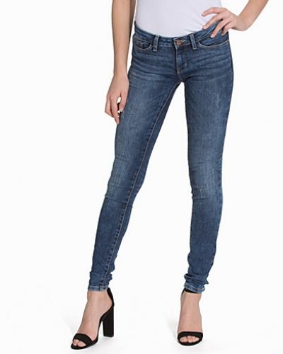 Noisy May NMEVE LW SUPER SLIM JEANS AM560 BOO