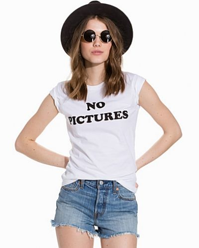 Motel No Pictures Tee
