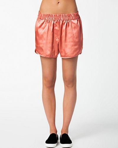 Norah Silk Satinelle Stretch Shorts J Lindeberg shorts till dam.