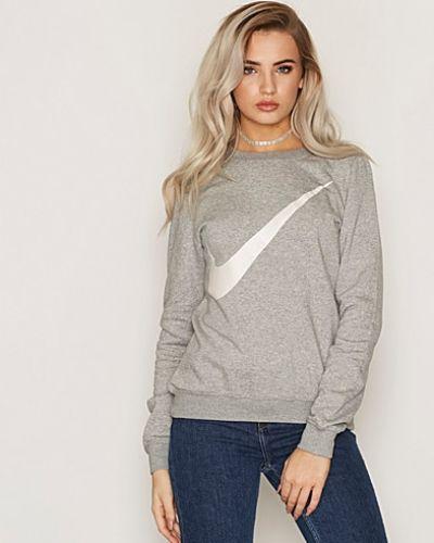 Grå sweatshirts från Nike till dam.