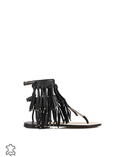 Till dam från By Malene Birger, en svart sandal.