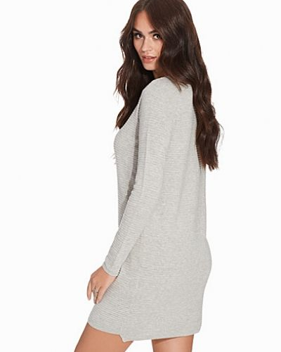 Object Collectors Item OBJNADINE L/S KNIT DRESS NOOS