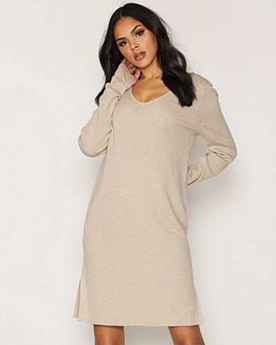 Object Collectors Item OBJNADINE NEW V-NECK KNIT DRESS 87