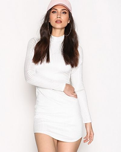NLY Trend Off Duty Luxury Dress