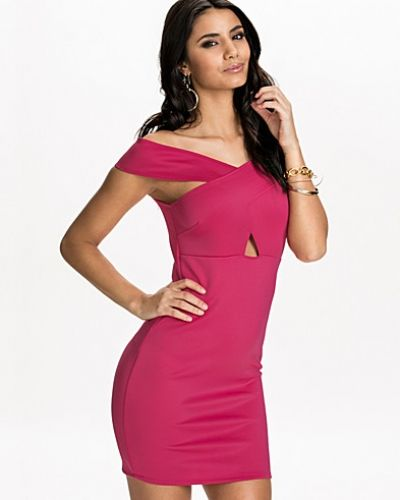 NLY One Off Shoulder Bodycon