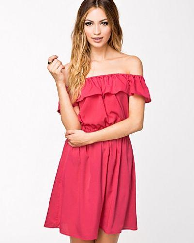 NLY Trend Off Shoulder Frill Dress