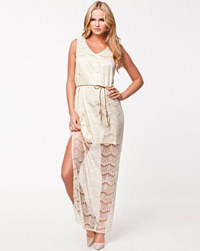 Dry Lake Olivia Long Lace Dress