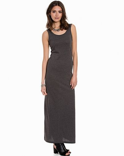 ONLY onlABBIE SL LONG TANK O-NECK DRESS