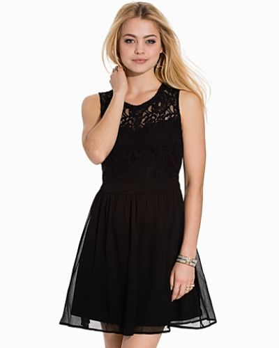 ONLY onlISA S/L LACE DRESS WVN
