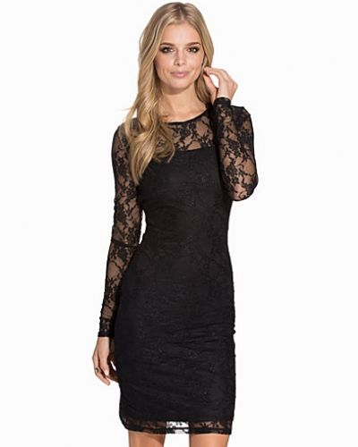 ONLY onlLISE LACE L/S DRESS JRS