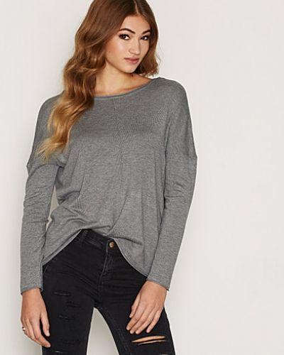 Till dam från ONLY, en grå stickade tröja.