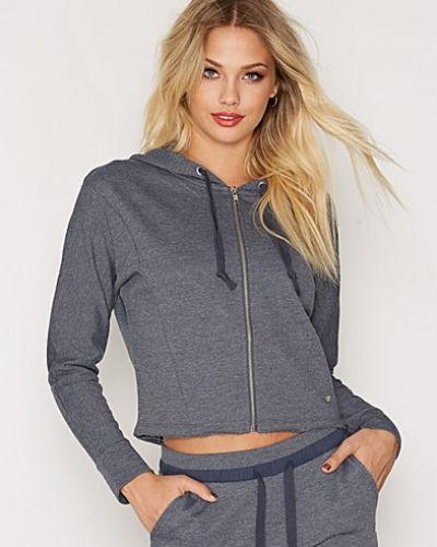 Till dam från ONLY, en blå hoodie.