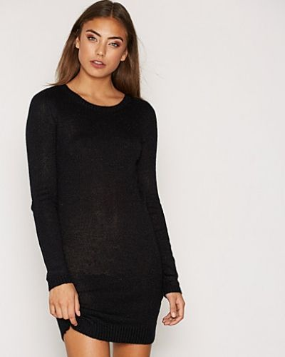 onlNEW HAYLEY L/S ZIPPER DRESS KNT ONLY klänning till dam.