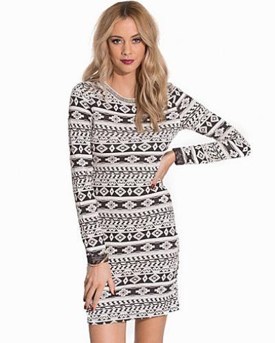 ONLY onlOLYMPIA L/S DRESS JRS