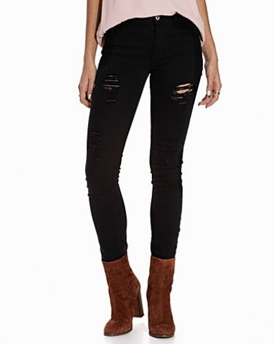 Jeans onlULTIMATE REG SK DNM JEANS CREBLA från ONLY