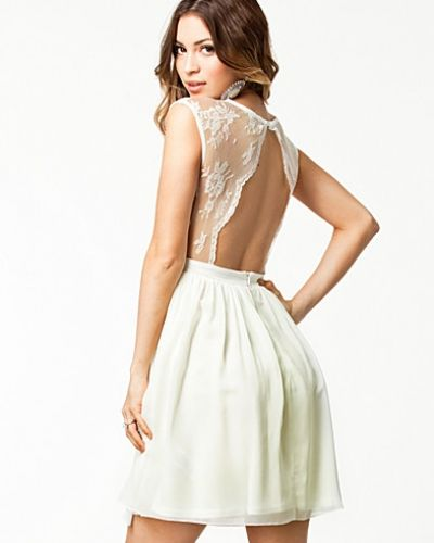 Studentklänning Open Back Lace Dress från Elise Ryan