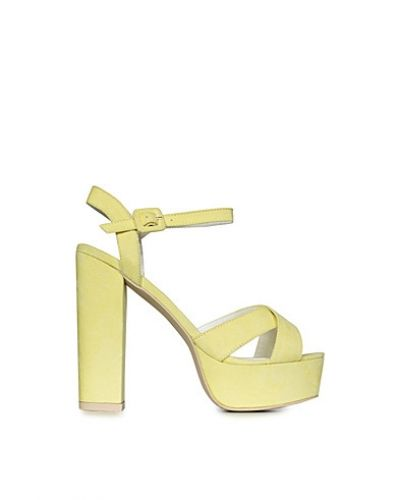 Nly Shoes Open Harness Sandal