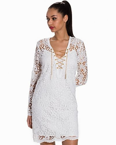 MICHAEL Michael Kors Open Lace Tunic Dress
