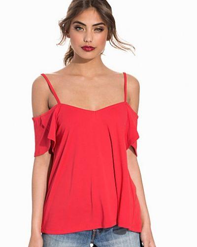 Till dam från NLY Trend, en röd festblus.