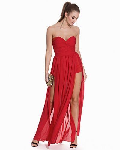 96595065a204 Nly Eve - Open Slit Gown. Maxiklänning Open Slit Gown från ...